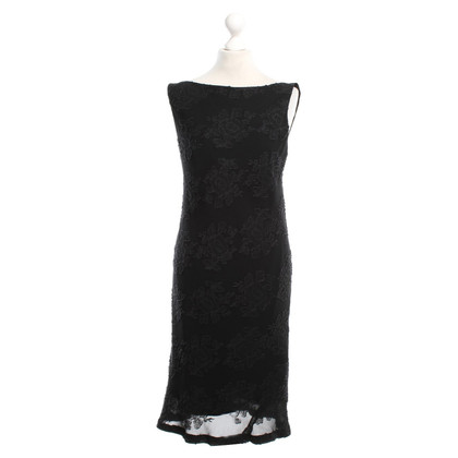 Jil Sander Classic dress in black