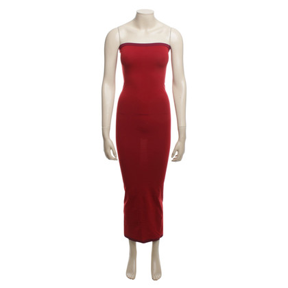Wolford Multifunktionskleid in Rot