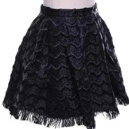 MSGM skirt in black