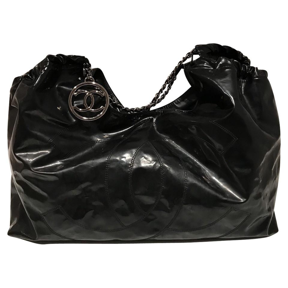 chanel coco bag xl second hand chanel coco bag xl gebraucht kaufen f r 2705302. Black Bedroom Furniture Sets. Home Design Ideas