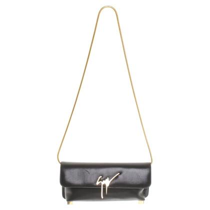 Giuseppe Zanotti Crossbody Bag in zwart