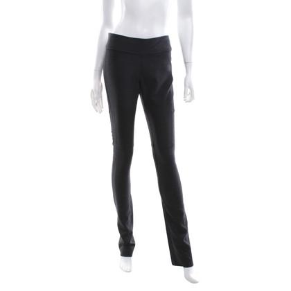 Diane von Furstenberg trousers in dark gray