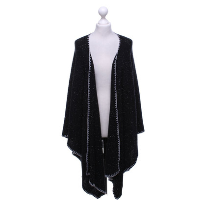 360 Sweater Cashmere knit cape