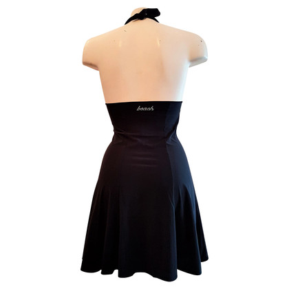 Blumarine Halterneck dress in black