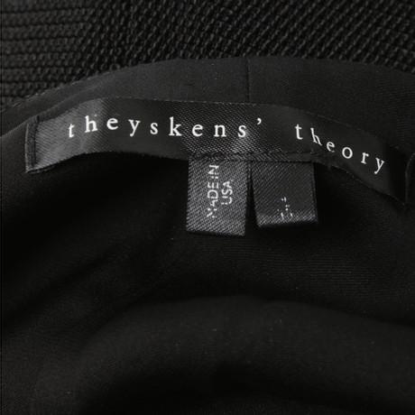 in Kleid Schwarz Schwarz Theory Theyskens' Kleid Theyskens' in Theory d6qXfd
