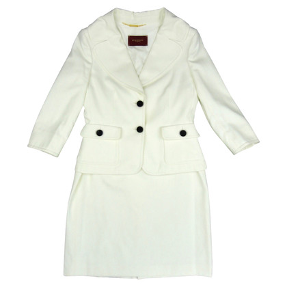Burberry White suit