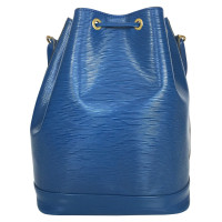 """Louis Vuitton """"Grand Noé Epi leather"""" in blue"""
