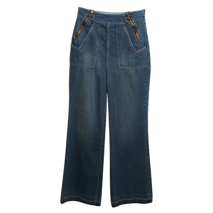 Chloé Jeans with bell bottom