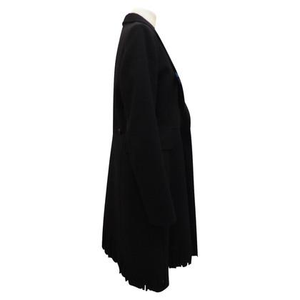 Alaïa cappotto di cachemire