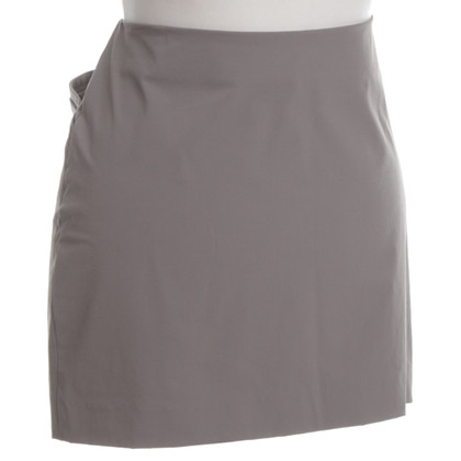 Patrizia Pepe Mini rok in Taupe