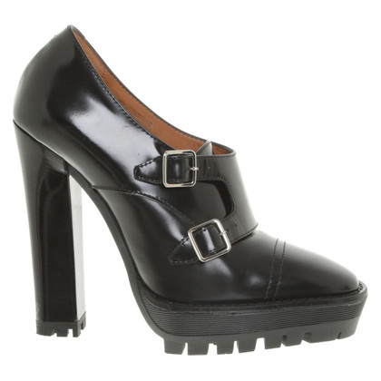 Burberry Prorsum Plateau-Pumps in Schwarz