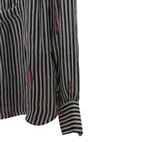 Isabel Marant Etoile Camicetta con motivo a strisce