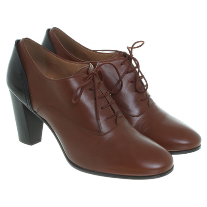 Fratelli Rossetti Lace-up shoes with heels