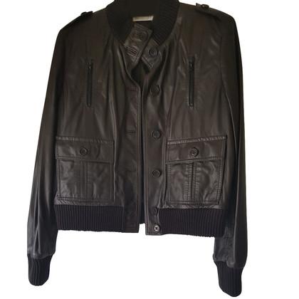 St. Emile giacca di pelle