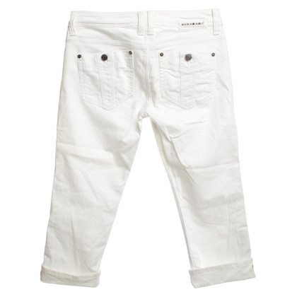 "Burberry Jeans ""Buckingham"" in het wit"