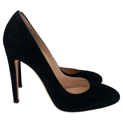 Gianvito Rossi Wildleder-Pumps