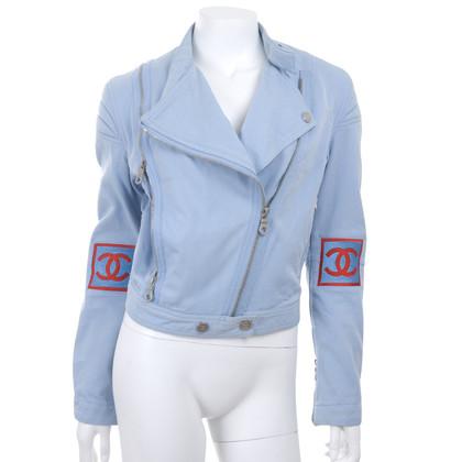 Chanel biker jacket