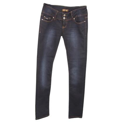 Armani Jeans Jeans pants in dark blue