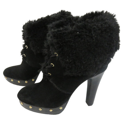 Michael Kors Boots with faux fur