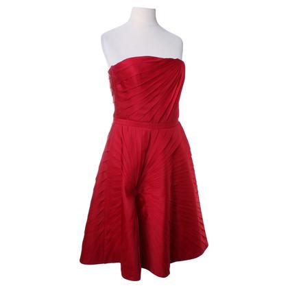 Armani Collezioni Rotes Kleid