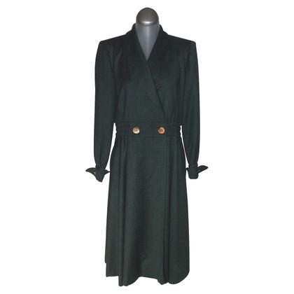 Hermès Coat in wool / cashmere
