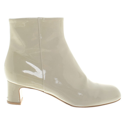 Gianvito Rossi Ankle boots in light green