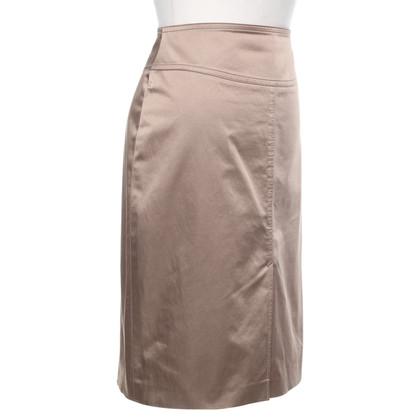 St. Emile Pencil skirt in brown