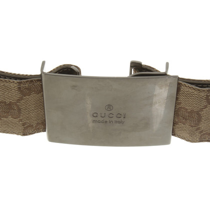 Gucci Gürtel mit Guccisima-Muster