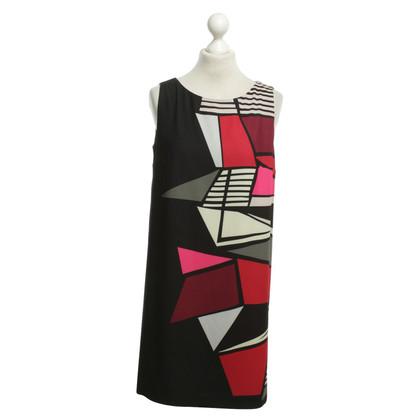 Paule Ka Dress in Geometric pattern