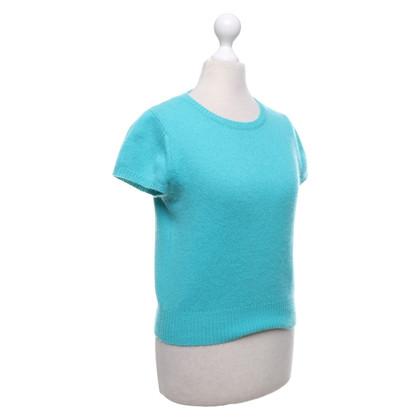 ROSA VON SCHMAUS Sweater in turquoise