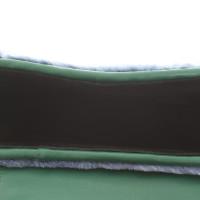 SALAR Handtas met namaakbont