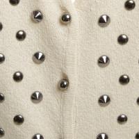 Twin-Set Simona Barbieri Cream colored jacket