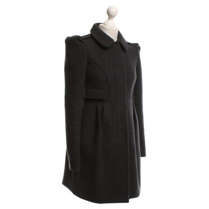 Miu Miu Coat in grijs