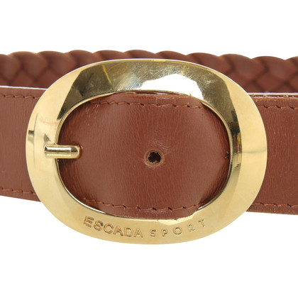 Escada Cintura in Brown