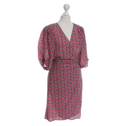 Paul & Joe Silk wrap dress