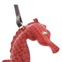 Etro Schlüsselanhänger in Rot