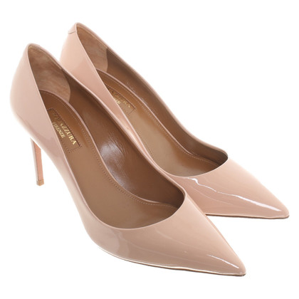 Aquazzura pumps in vernice
