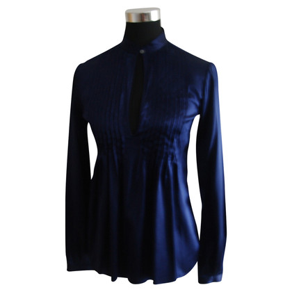 Theory Blouse in dark blue