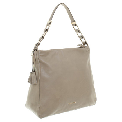 "Coccinelle ""Daria leather Hobo bag soft military"""