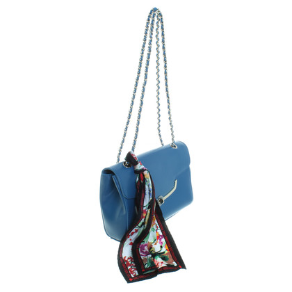 Moschino Love Borsa a mano in blu
