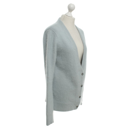 Maison Scotch Srickjacke in light blue