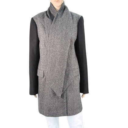 French Connection Coat in grey