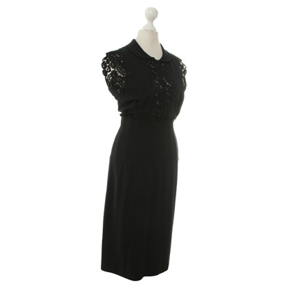 Ermanno Scervino Dress in black