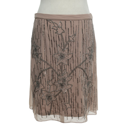 Other Designer Malvin - skirt with pearl trim
