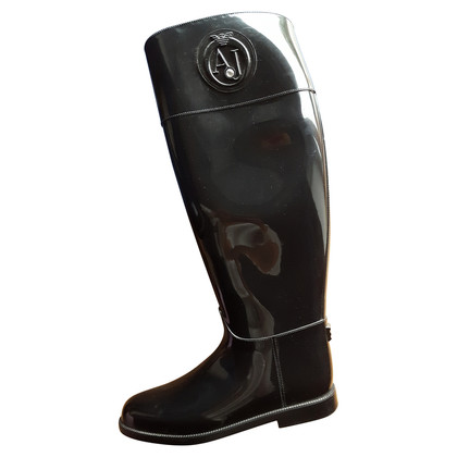 Armani Jeans Rubber boots