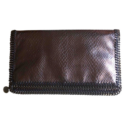 "Stella McCartney ""Falabella Bag"" in Python optics"