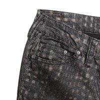 Isabel Marant Cordhose with dot pattern