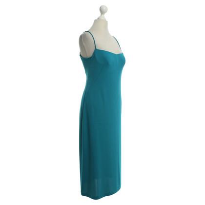 La Perla Robe turquoise