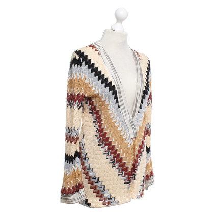Missoni Cardigan with pattern