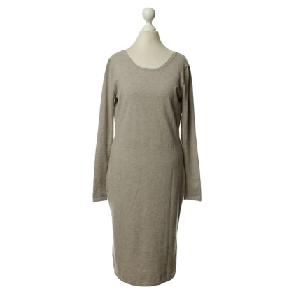Iris von Arnim Knit dress in grey
